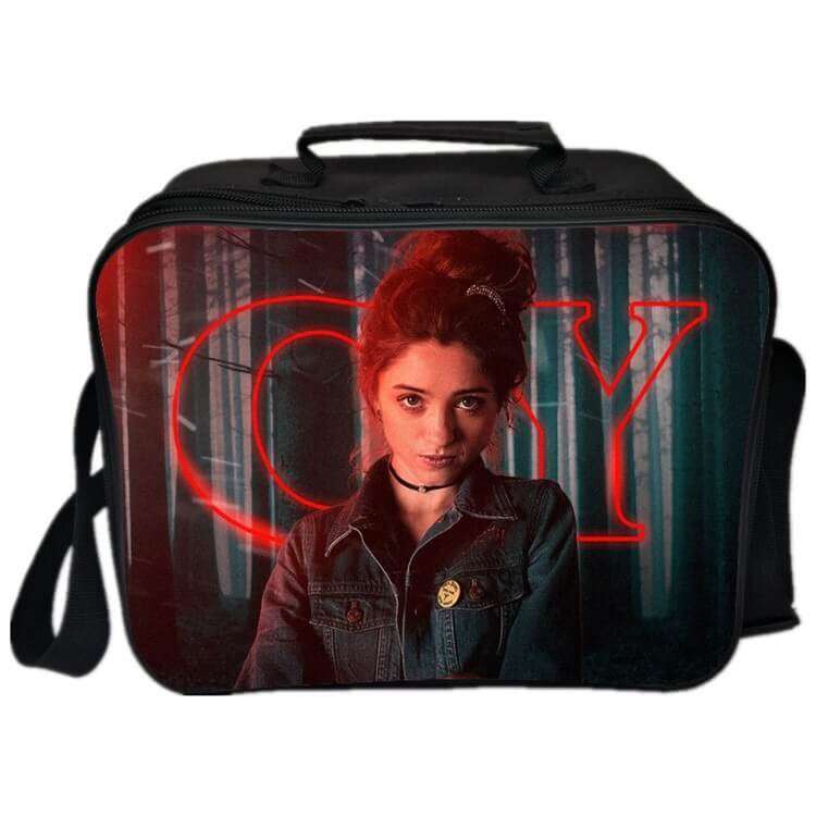Stranger Things Nancy Lunch Box Bag Lunch Tote For Kids