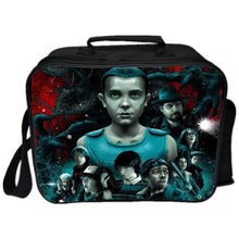 Load image into Gallery viewer, Stranger Things Eleven Lunch Box Bag Lunch Tote For Kids