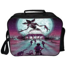 Load image into Gallery viewer, Stranger Things Demogorgon Lunch Box Bag Lunch Tote For Kids