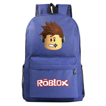 Load image into Gallery viewer, Roblox Cosplay Backpack School Bag Water Proof