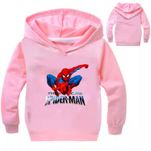 Load image into Gallery viewer, Marvel Avengers Spider Man #2 Hoodies Sweater Shirt for Boys Kids Sweatshirt