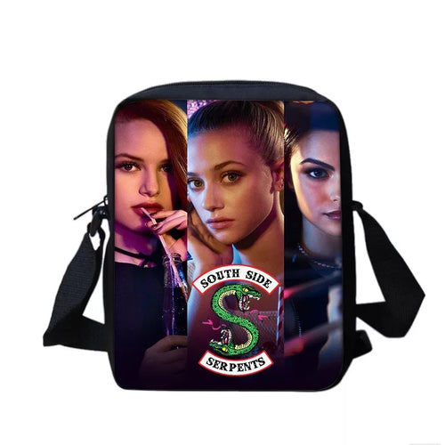 Riverdale South Side Serpents  #2 Lunch Box Bag Lunch Tote For Kids