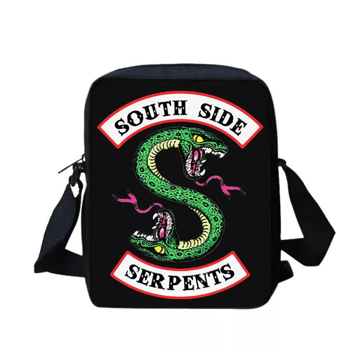 Riverdale South Side Serpents #6 Lunch Box Bag Lunch Tote For Kids