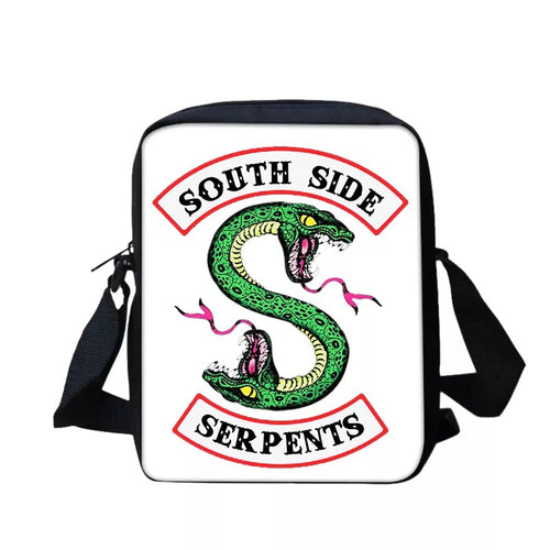 Riverdale South Side Serpents #7 Lunch Box Bag Lunch Tote For Kids