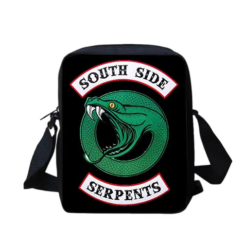 Riverdale South Side Serpents #9 Lunch Box Bag Lunch Tote For Kids