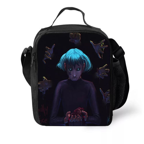 Game Sally Face #14 Lunch Box Bag Lunch Tote For Kids