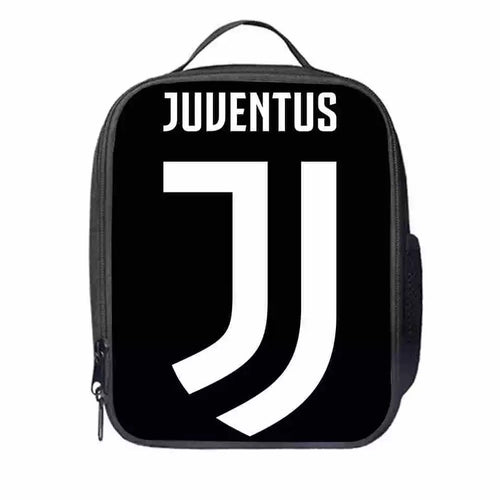 CR7 Juventus Forza Soccer #1 Lunch Box Bag Lunch Tote For Kids