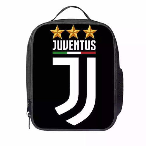 CR7 Juventus Forza Soccer #2 Lunch Box Bag Lunch Tote For Kids