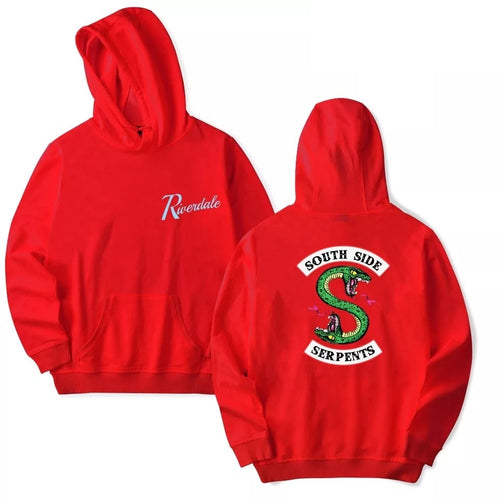 Riverdale Sweatshirt Pullover Hip Hop Top Hoodies for Youth