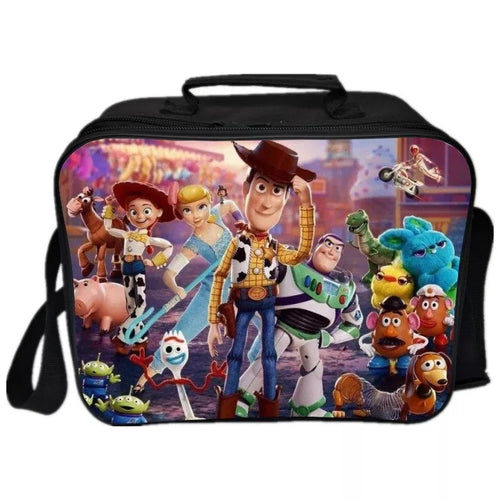 Toy Story 4 Lunch Box #3 Lunch Tote Lunch Bag