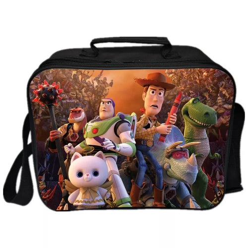 Toy Story 4 Lunch Box #4 Lunch Tote Lunch Bag