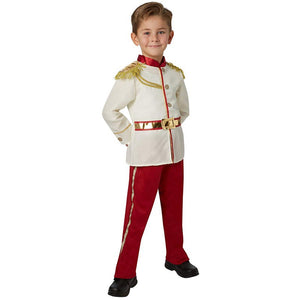 Boys Prince Charming Costume Set Middle Ages Noble Princes Royal Household Clothes Kids Carnival Halloween Cosplay Costume
