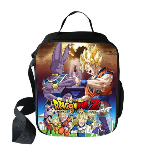 Dragon Ball Goku #11 Lunch Box Bag Lunch Tote For Kids