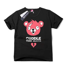 Load image into Gallery viewer, Fortnite Cuddle Team Leader Short Sleeve Shirt Cosplay Costume