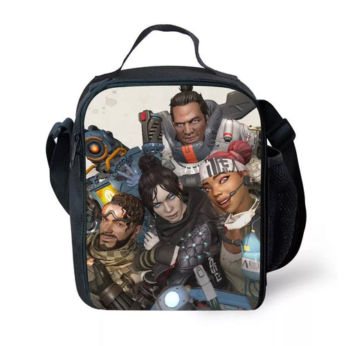 Game Apex Legends #3 Lunch Box Bag Lunch Tote For Kids