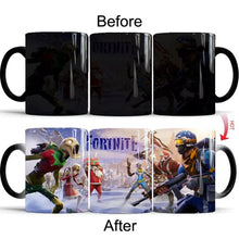 Load image into Gallery viewer, Fortnite Battle Royale Coffee Tea Mug Cup
