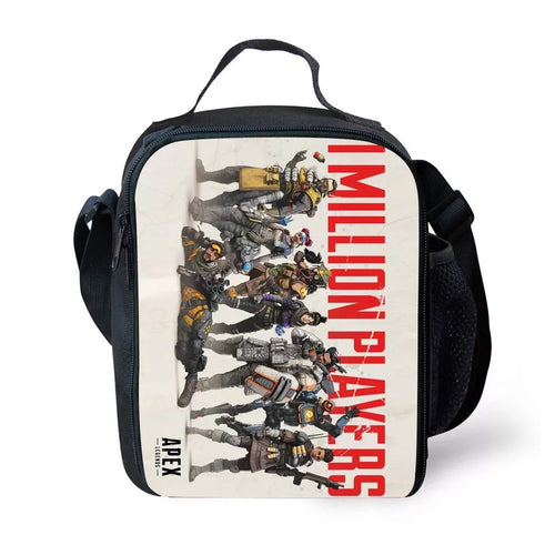Game Apex Legends #5 Lunch Box Bag Lunch Tote For Kids
