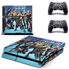 Load image into Gallery viewer, Fortnite Battle Royale Skin For PS4 Playstation4 Console +2Pcs Controller Protective