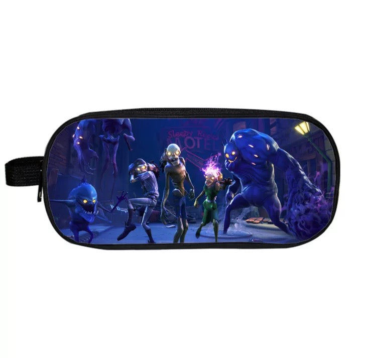 Game Fortnite Battle Royale School Stationery Boys Pen Bag Print Pencil Case