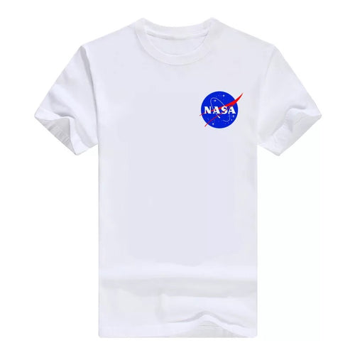 NASA Space Short Sleeve Tee Shirt Top for Youth
