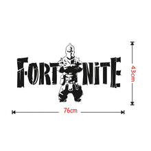 Load image into Gallery viewer, Fortnite Wall Decor Peel & Stick Poster Decals
