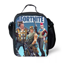 Load image into Gallery viewer, Game Fortnite Battle Royale  Lunchbox Bag Lunch Box Game Skin Xbox
