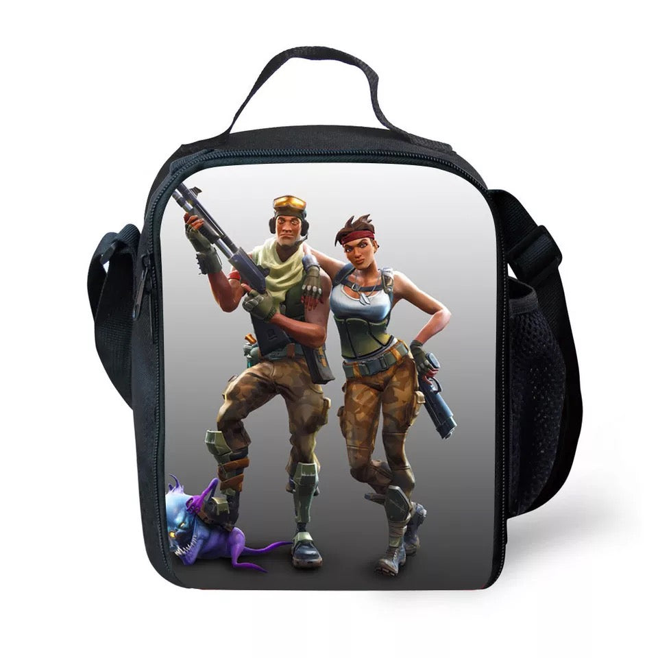 Game Fortnite Battle Royale  Lunchbox Bag Lunch Box Game Skin Xbox