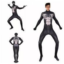 Load image into Gallery viewer, Movie Venom Spider-Man Cosplay Jumpsuit Halloween Cosplay Bodysuit