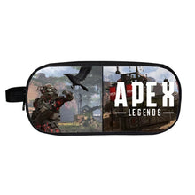 Load image into Gallery viewer, Game Apex Legends Bloodhound School Stationery Boys Pen Bag Print Pencil Case