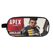 Load image into Gallery viewer, Game Apex Legends Bangalore School Stationery Boys Pen Bag Print Pencil Case