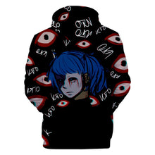 Load image into Gallery viewer, Game Sally Face Cosplay Sweater Hoodie For Kids Adults