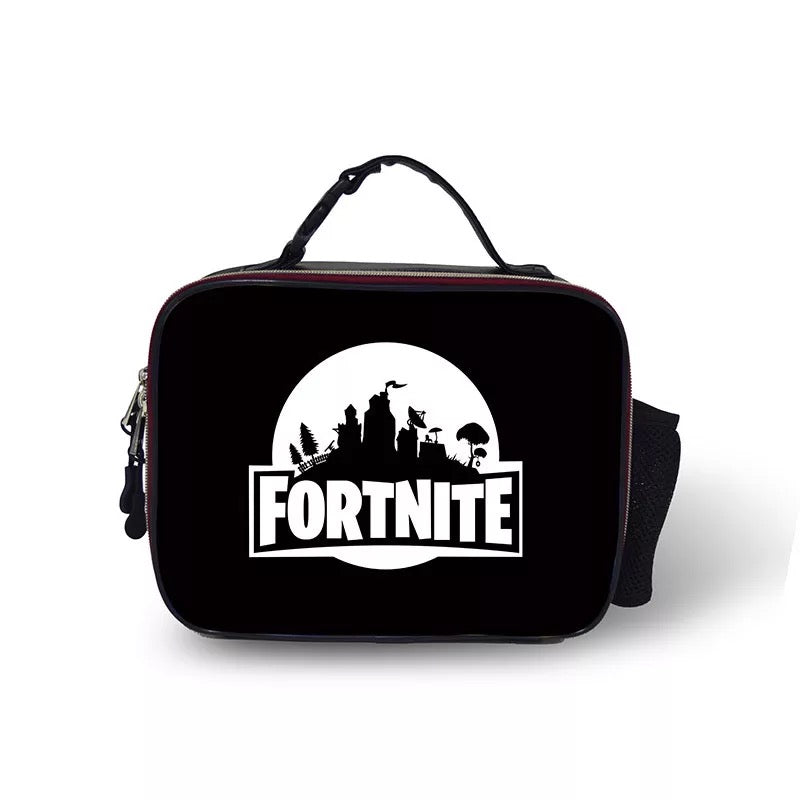 Fortnite Portable Insulated Lunch Box School Carry Tote Storage ... e6438b2a48d2d