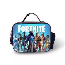 Load image into Gallery viewer, Fortnite Portable Insulated Lunch Box School Carry Tote Storage Picnic Bag Case For Boy Kids