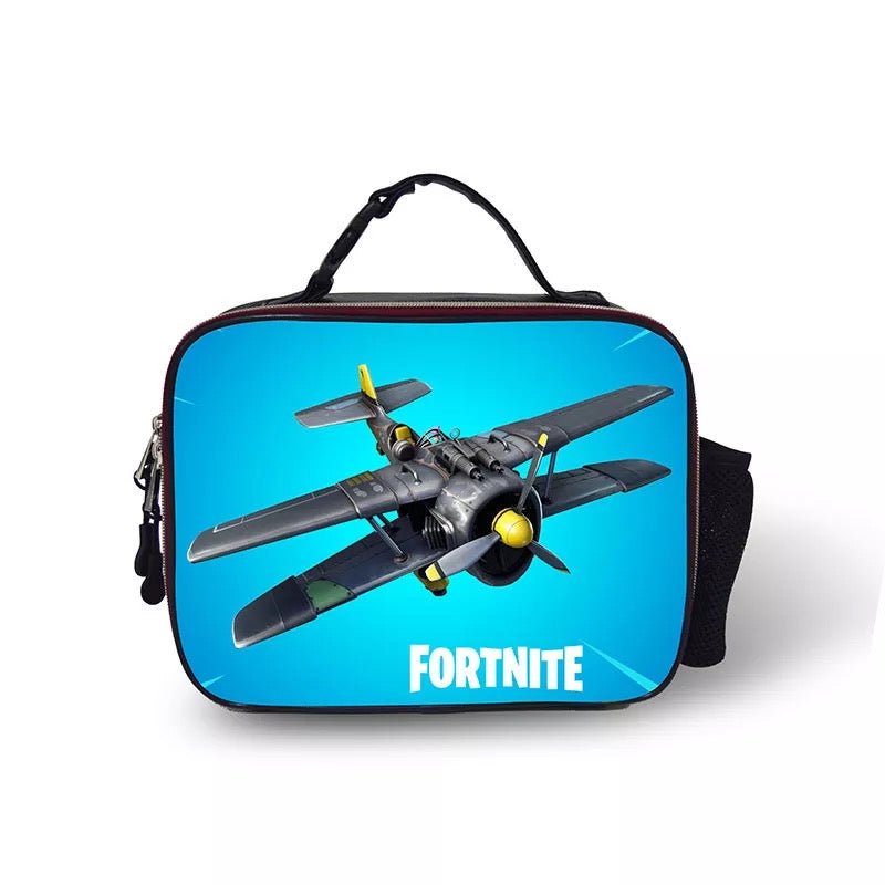 Fortnite Season 7 Portable Insulated Lunch Box School Carry Tote ... beaccc05d67d7