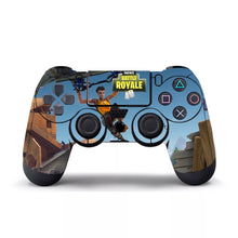 Load image into Gallery viewer, 1pc Fortnite Battle Royale Skin Cover Protector Decal For PS4 Playstation 4