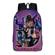 Load image into Gallery viewer, Avengers 4 Endgame Quantum Realm Backpack Bag School Sports
