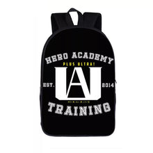 Load image into Gallery viewer, My Hero Academia Cosplay Backpack School Sports Bag