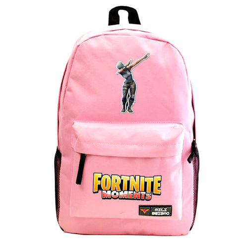 Fortnite Moments Backpack For Kids Schoolbags d5c58654bfc15