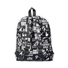 Load image into Gallery viewer, Eat Sleep Fortnite School Bags For Kids Backpack