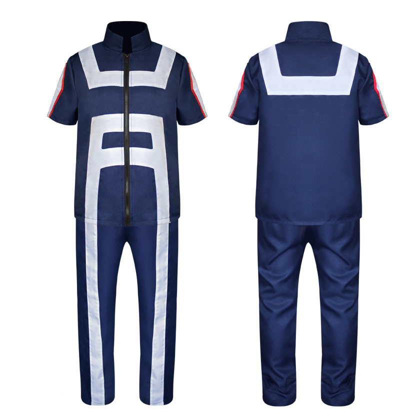 My Hero Academia Boku no Hero Akademia Izuku Midoriya Cosplay Costume version 2 deku costume