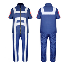 Load image into Gallery viewer, My Hero Academia Boku no Hero Akademia Izuku Midoriya Cosplay Costume version 2 deku costume