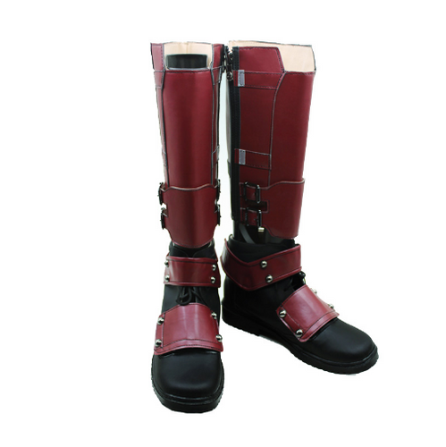 Superhero X-men Deadpool Boots Cosplay Shoes