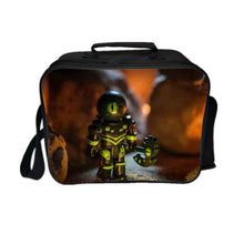Load image into Gallery viewer, Roblox Lunch Box August Series Lunch Bag One Eye Man