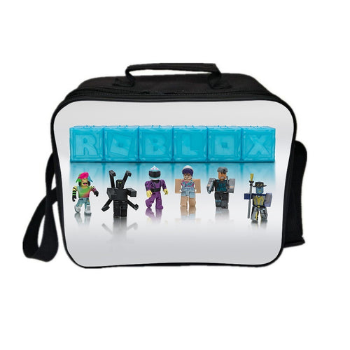 Roblox Lunch Box New Series Lunch Bag Six Roles