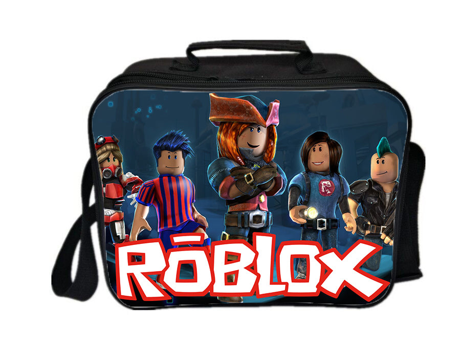 Roblox Lunch Box New Series Lunch Box Lunch Bag Football Team