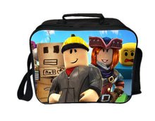 Load image into Gallery viewer, Roblox Lunch Box New Series Lunch Box Lunch Bag Team A