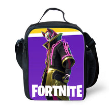 Load image into Gallery viewer, Game Fortnite Battle Royale  Lunchbox Bag Lunch Box Fox Drift Game Skin Xbox