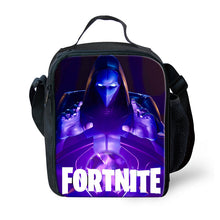 Load image into Gallery viewer, Game Fortnite Battle Royale  Lunchbox Bag Lunch Box Omen Game Skin Xbox