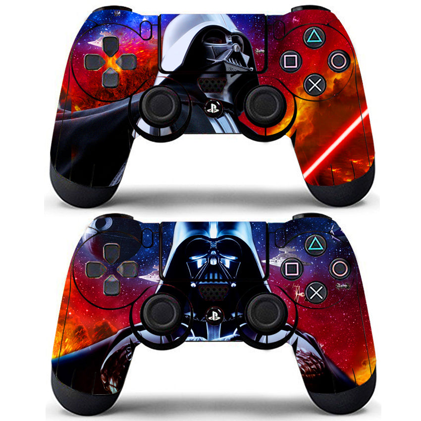 PS4 Controller Skin Darth Vader Star Wars Vinyl Sticker Decals for PS4 DualShock