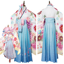 Load image into Gallery viewer, Fate Grand Order  Matthew Kyrielite Cosplay Costume New Year Kimono Dress